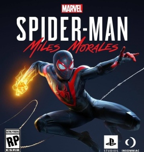 Spider-Man: Miles Morales Cover art